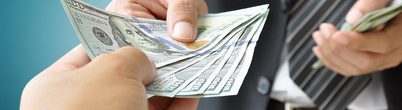Paiement de salaire